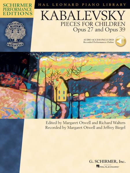 Dmitri Kabalevsky - Pieces for Children, Op. 27 and 39
