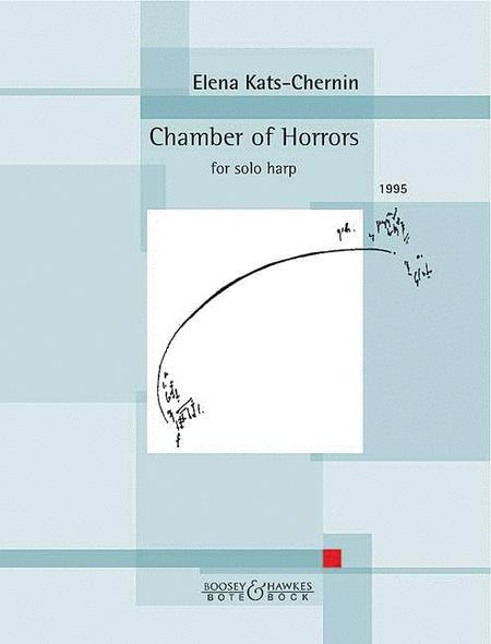 Chamber Of Horrors Performance Score - Harp