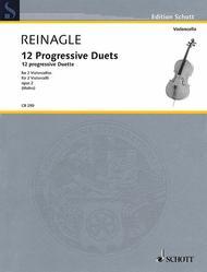12 Progressive Duets op. 2