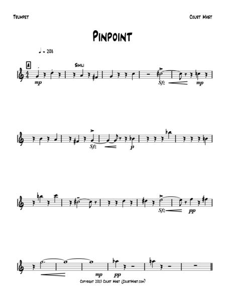 Pinpoint - Trumpet Solo