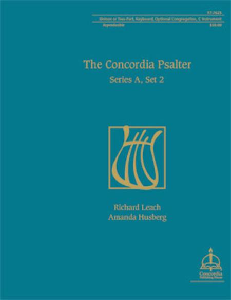 The Concordia Psalter, Series A, Set 1