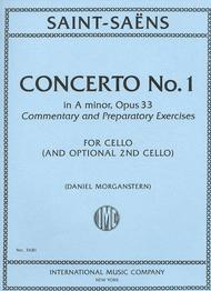 Concerto No. 1 in A minor, Opus 33