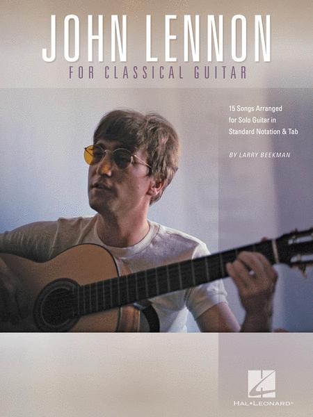 John Lennon for Classical Guitar