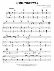 Download Shine Your Way Sheet Music By Owl City And Yuna