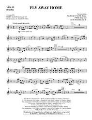 Fly Away Home - Violin
