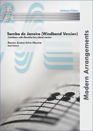 Samba De Janeiro (Brass Band Version) Sheet Music By Airto