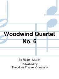 Woodwind Quartet No. 6
