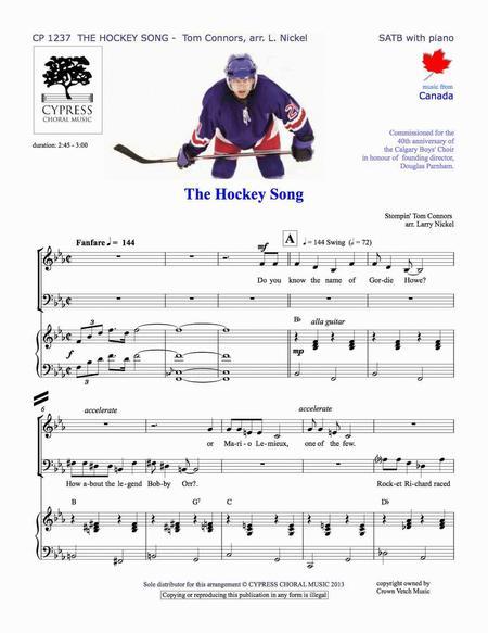 The Hockey Song