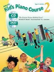 Alfred's Kid's Piano Course, Book 2