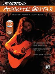 Shredding Acoustic Guitar