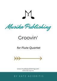 Groovin' - For Young Flute Quartet