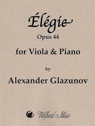 Elegie, op. 44