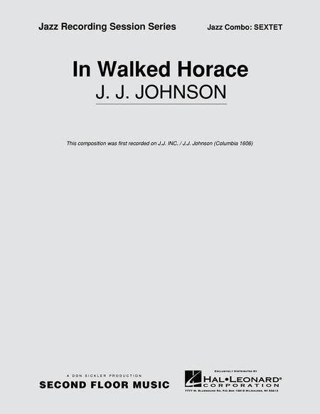 In Walked Horace