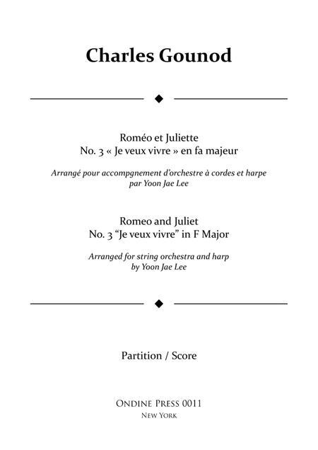 Gounod (arr. Lee): Roméo et Juliette