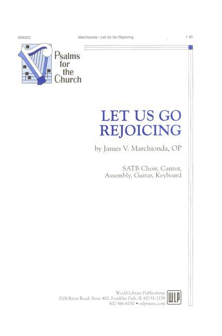Let Us Go Rejoicing