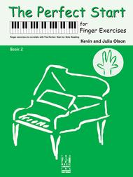 The Perfect Start for Finger Exercises, Book 2