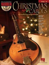 Christmas Carols (Mandolin Play-Along Volume 9)