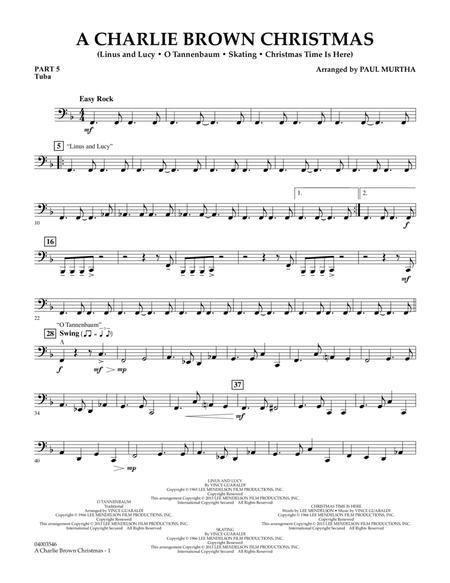 A Charlie Brown Christmas - Pt.5 - Tuba
