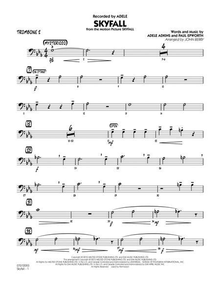 Skyfall - Trombone 2