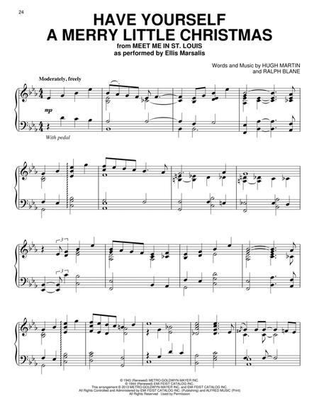 Have Yourself A Merry Little Christmas Piano Music.Download Have Yourself A Merry Little Christmas Sheet Music