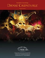 Danse Carnivale (score)