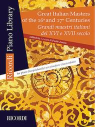 Great Italian Masters of the 16th and 17th Centuries