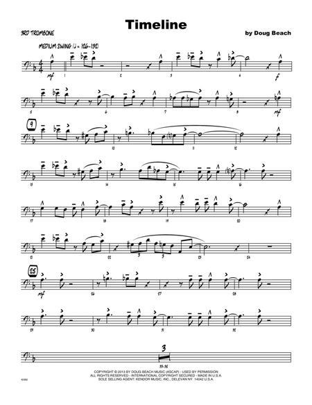 Timeline - Trombone 3