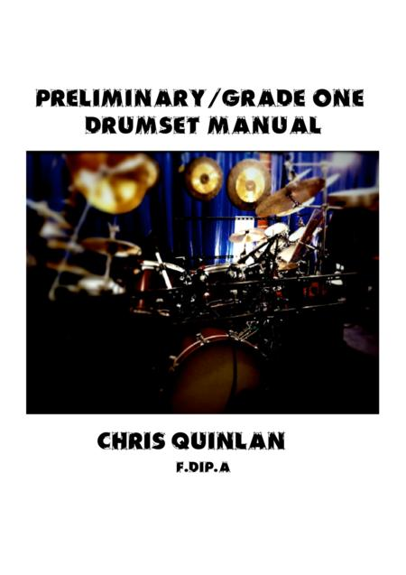 Preliminary/Grade One Drumset Manual