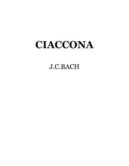 Bach-Vayner, Chaconne for string quartet violin II
