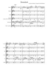 Shenandoah for String Orchestra