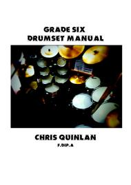 Grade Six Drumset Manual