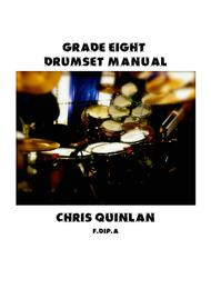 Grade Eight Drumset Manual
