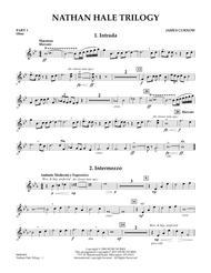 Nathan Hale Trilogy - Pt.1 - Oboe