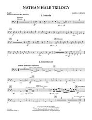 Nathan Hale Trilogy - Pt.5 - Trombone/Bar. B.C./Bsn.