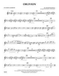 Oblivion - Bb Tenor Saxophone