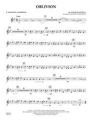 Oblivion - Eb Baritone Saxophone