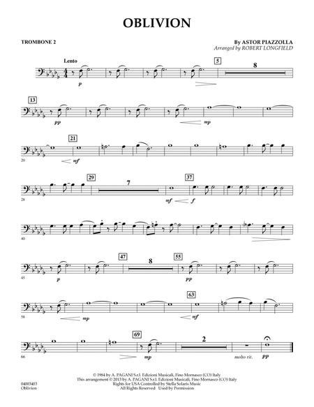Oblivion - Trombone 2
