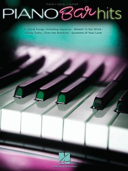 Piano Bar Hits