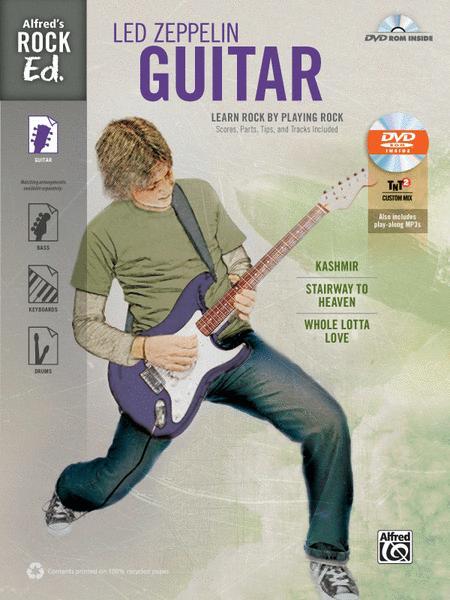 Alfred's Rock Ed. -- Led Zeppelin Guitar
