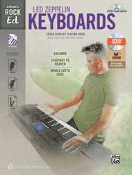 Alfred's Rock Ed. -- Led Zeppelin Keyboards