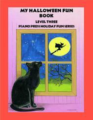 My Halloween Fun Book Level Three