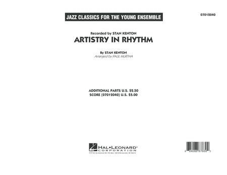 Artistry in Rhythm - Conductor Score (Full Score)