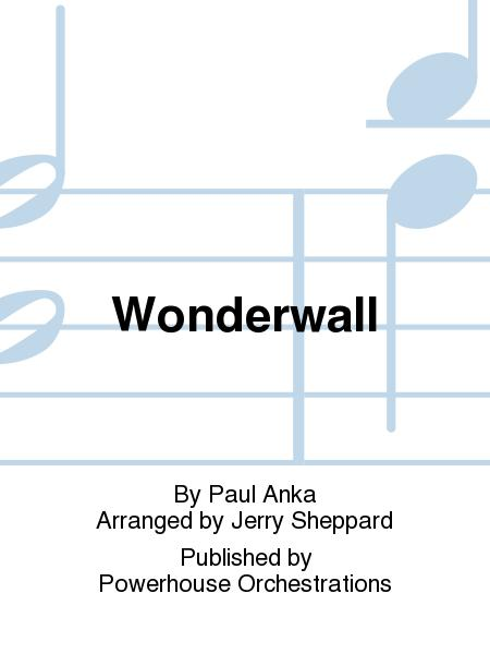 Wonderwall Sheet Music By Paul Anka Sheet Music Plus