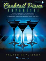Cocktail Piano Favorites