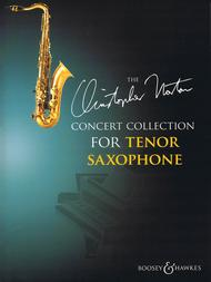 The Christopher Norton Concert Collection for Tenor Saxophone