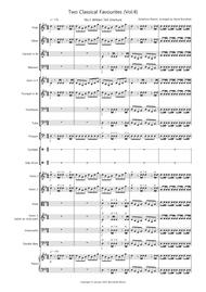 2 Classical Favourites for School Orchestra (volume four)