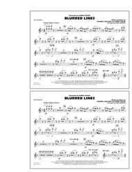Blurred Lines - Flute/Piccolo