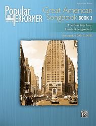 Popular Performer -- Great American Songbook, Book 3