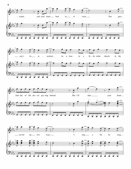 Rat A Tat By Fall Out Boy Fall Out Boy - Digital Sheet Music For Piano/Vocal/Guitar (Download ...