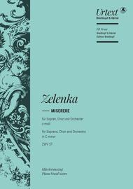 Miserere c-moll ZWV 57
